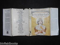 Original Eric Fraser Dustjacket (only) For To See A Fine Lady By Norah Lofts -  - ebay.co.uk