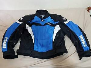 Yamaha Motorbike jacket Forest Lake Brisbane South West Preview
