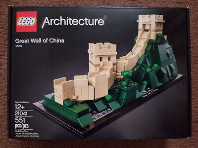 Lego 21041 Architecture Great Wall of China Brand New Sealed