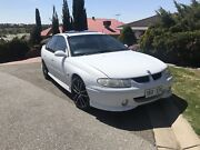VX S pack Commodore 2001 Golden Grove Tea Tree Gully Area Preview