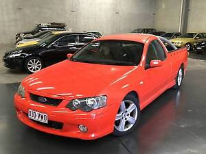 2005 Ford Falcon Ute Arundel Gold Coast City Preview