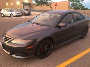 2005 Mazda 6 2.3L 5dr (repost)