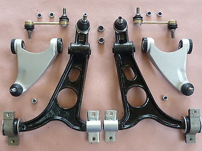Rep. Set Front Axle Suspension Arm Alfa Romeo 147