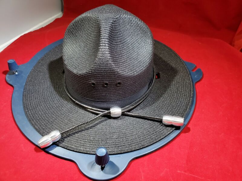 Stratton Self Forming police military  Hats Size 7
