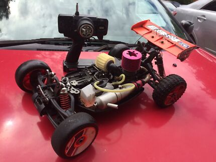 # Rc Nitro Race Buggy 1/8th Scale ( Must Look ) # Belmore Canterbury Area Preview