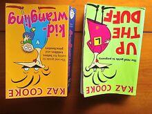 2 x Kaz Cook books East Deep Creek Gympie Area Preview