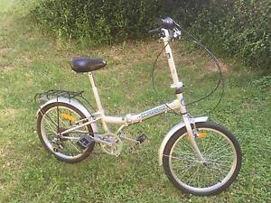 Foldable bicycle for sale Ashfield Ashfield Area Preview