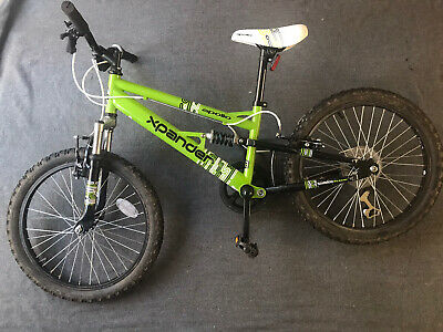 Boys Mountain Bike Age 6 / 10 With Shimano Gears System