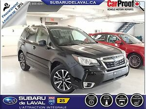 Subaru Forester 2.0XT Limited Tech Automatique