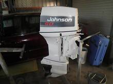 jOHNSON 60hp Capalaba Brisbane South East Preview