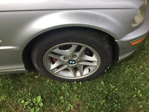 16 inch bmw rims and tires