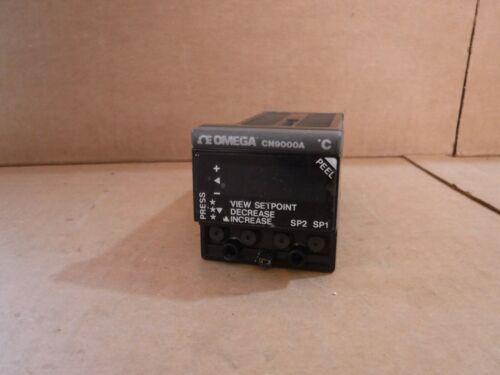 OMEGA CN9000A SERIES C° TEMPERATURE CONTROLLER CN9111A