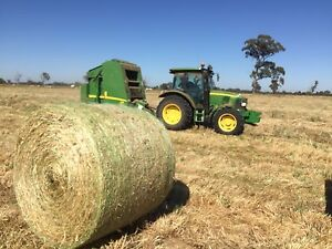 HAY ROUNDS AND SQUARES Arthurs Creek Nillumbik Area Preview