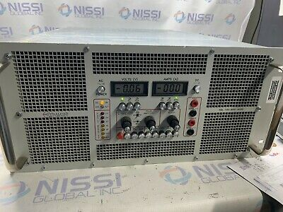 Dynaload Rbl100-600-4000 Dc Electronic Load