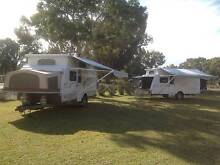 JAYCO EXPANDA & JAYCO EXPANDA OFFROAD FOR HIRE Perth Northern Midlands Preview