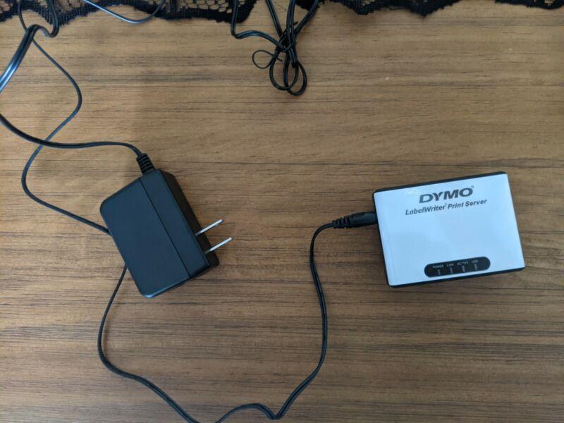 Dymo LabelWriter Print Server gently Used