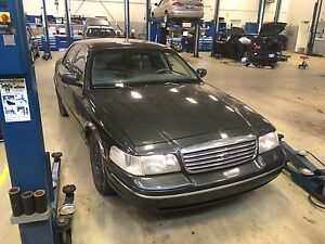 98 Crown Victoria - New brakes and Suspension !