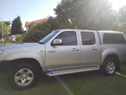 Madza BT50 2010 4x4 dualcab Kanwal Wyong Area Preview