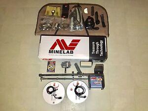 Metal Detector Minelab GPX 5000 East Fremantle Fremantle Area Preview