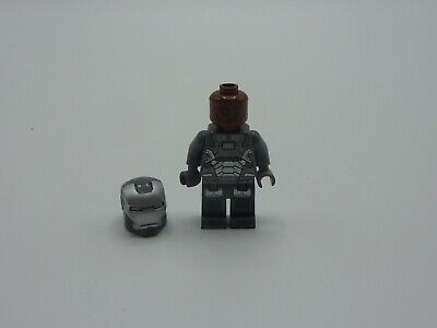 Lego Super Heroes Minifigure War Machine Authentic Iron Man Real Lego Genuine