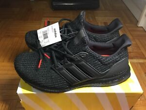 e3da93f37 Adidas ultra boost triple black size 11 brand new DS ultraboost