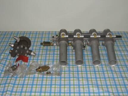 New Unused Honda CB750K CB550 CB500 Hilborn Fuel Injection System