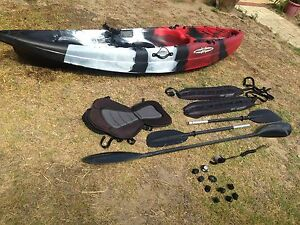 Like new fishing kayak plus extra Padbury Joondalup Area Preview