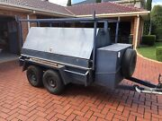 Tradesmen trailer with tools Taylors Lakes Brimbank Area Preview