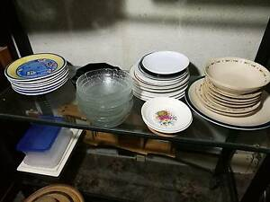 Free Cups, Glasses, Plates and Saucer Maidstone Maribyrnong Area Preview