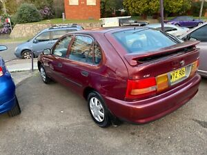 Toyota Corolla csi hatch 1997 auto West Ryde Ryde Area Preview