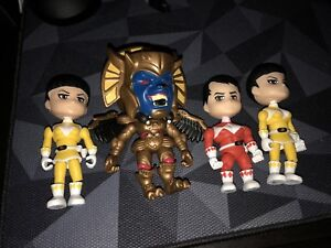 Mighty Morphin Power Rangers Loyal Subjects wave 1