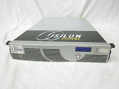 Isilon Storage Server Supermicro NAS Node 12 Bay SATA Array X7DBU Quad Core 10Gb