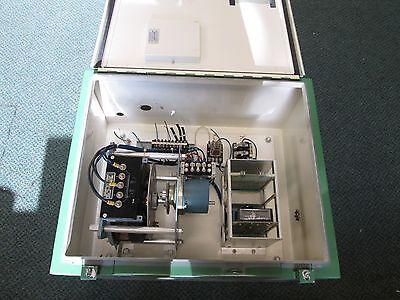 Powerstat Variable Autotransformer W Enclosure Power Supply 15m146u Used