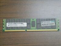 MICRON 16GB 2Rx4 PC3L 10600R MT36KSF2G72PZ-1G4D1HF ECC Server Memory