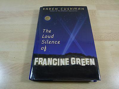 Karen Cushman: The loud Silence of Francine Green / Englisches Buch online kaufen