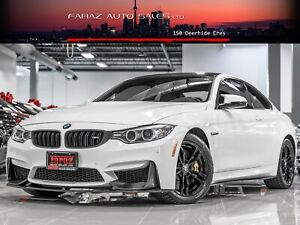 2017 BMW M4 HUD|NAVI|REAR CAM|CARBON FIBER|HARMAN KARDON|425HP
