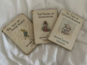 3x Beatrix potter books Mount Barker Mount Barker Area Preview