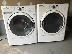 "Maytag 27""w Stackable Washer/DRyer can DELIVER"