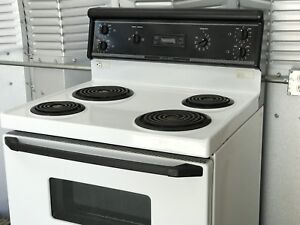 McClary Cooktop Stove and Oven