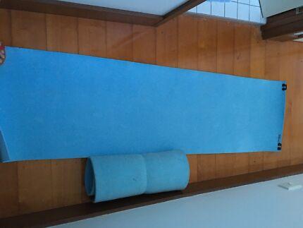 Camping sleeping mats - two