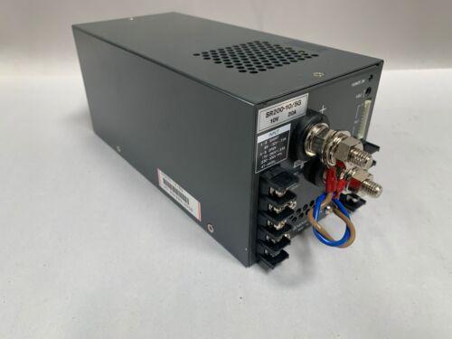 UNUSED Nemic Lambda SR200-10/5G Switching Power Supply (C20)