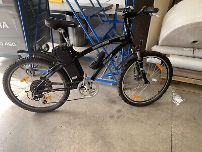 Gents Electric Whisper Bike Excellent Condition.