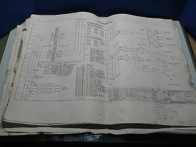 Cincinnati Milacron 400-ep Cnc Horizontal Mill Schematics Electrical Diagram