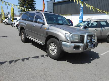 2004 Toyota LandCruiser V8 Auto 4.7L GXL 4X4 - 7 Seat Wangara Wanneroo Area Preview