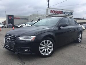2013 Audi A4 2.0T QTRO - LEATHER - SUNROOF