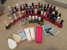 Nail polishes and branded body lotions Carrara Gold Coast City Preview