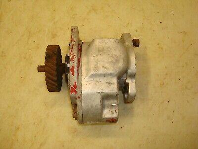Farmall Tractor Live Hydraulic Pump