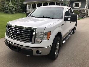 2011 Ford F-150 XTR with 5th Wheel Hitch & Air Bags