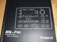 400 Precision Styles für Roland BK-7m BK-5 /& BK-3 Download oder USB-Stick BK-9