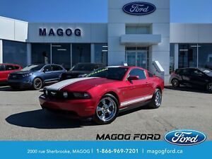 2010 Ford Mustang GT*CUIR*MAGS* JAMAIS ACIDENTE*UN BOLIDE*